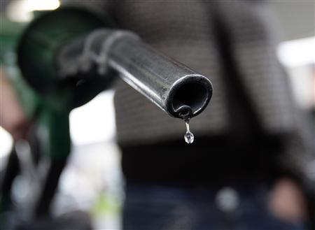 baisse des prix du carburant