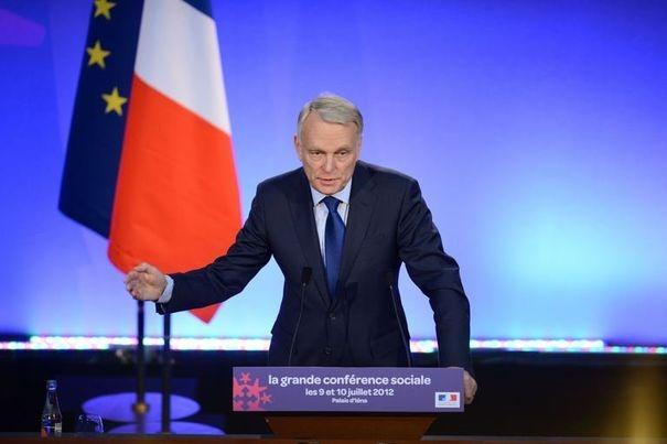Jean Marc AYRAULT le premier ministre