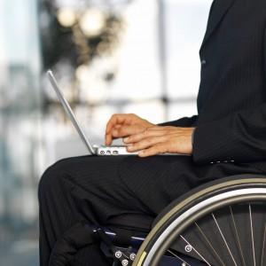 handicapé et le marché de l'emploi