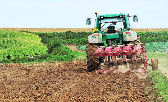Une réforme sur les retraites agricoles
