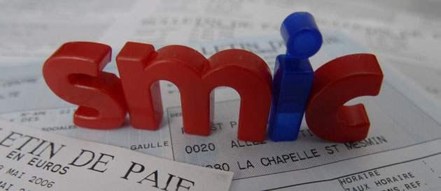 Une entreprise peut elle proposer un salaire horaire inférieur au Smic ?
