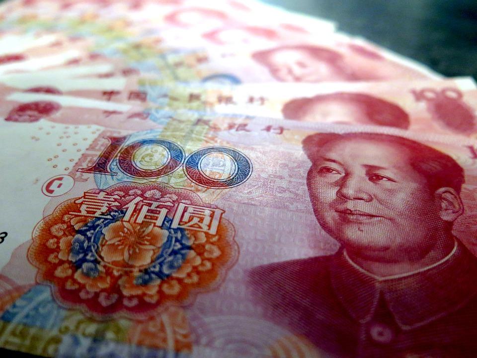 Argent RMB