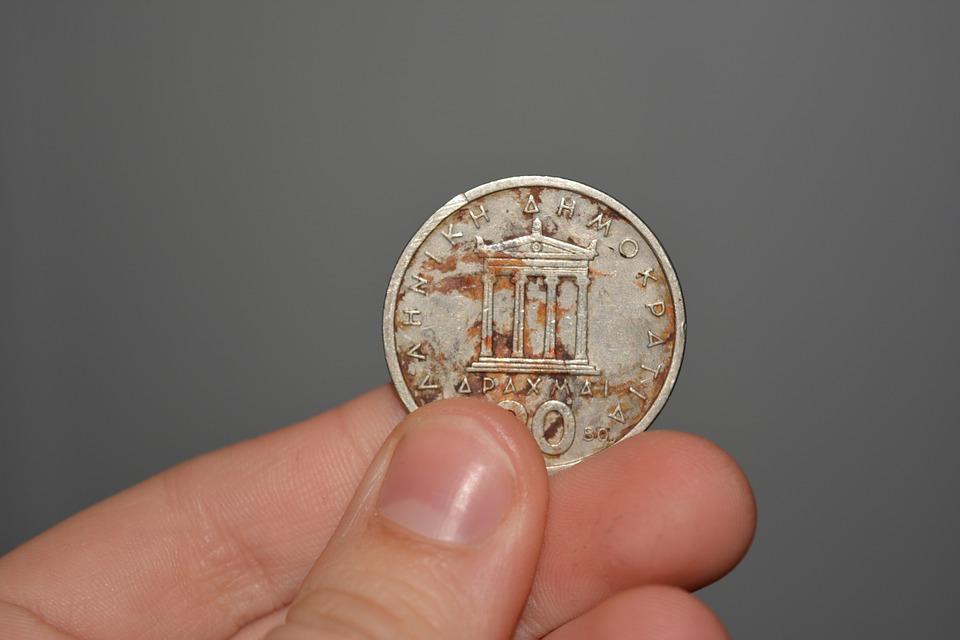 monnaie grèque