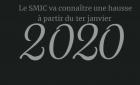SMIC : Une légère hausse pour 2020
