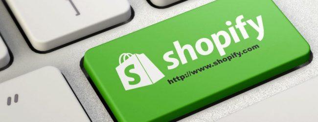 La création de site marchand avec Shopify