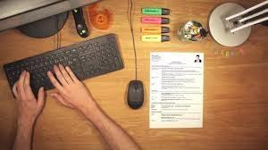 comment rendre un CV joli