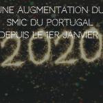 Portugal : Une hausse du SMIC de 6%